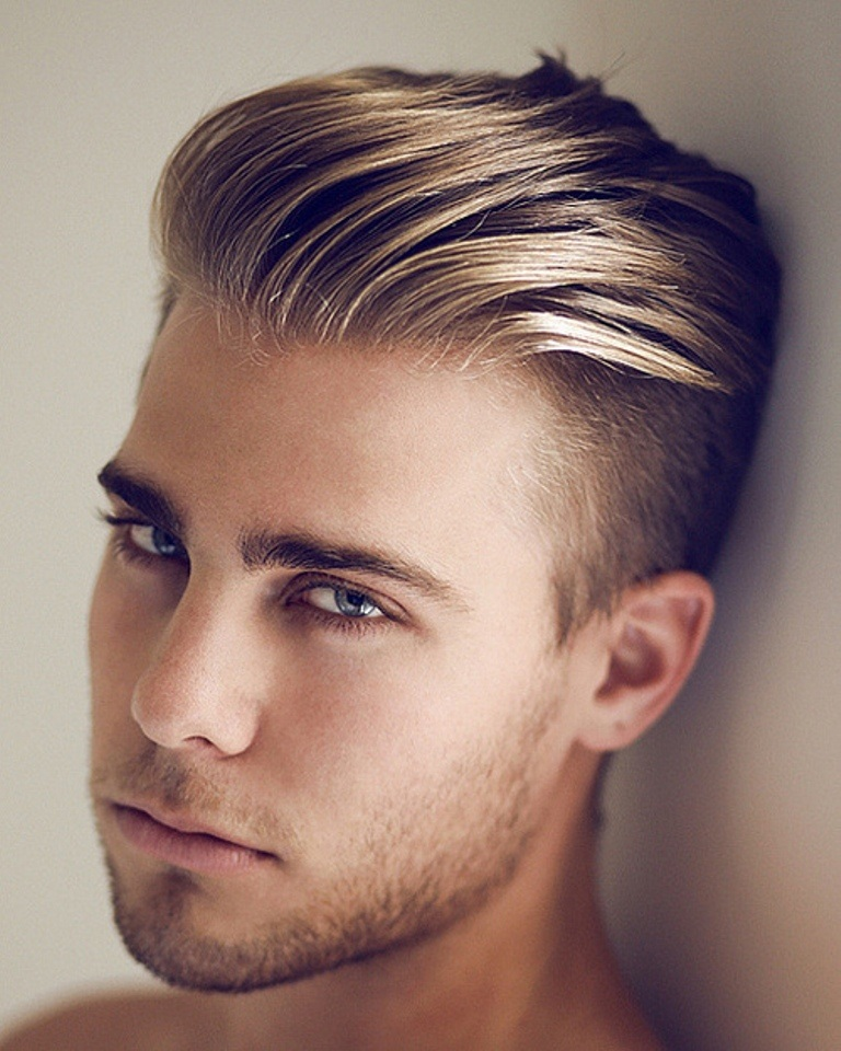 Category: Men Hairstyles - Short Hair